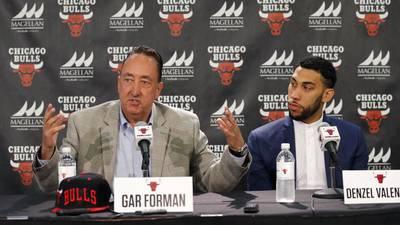 Bulls fire Forman, announce Karnisovas hire, reassign Paxson