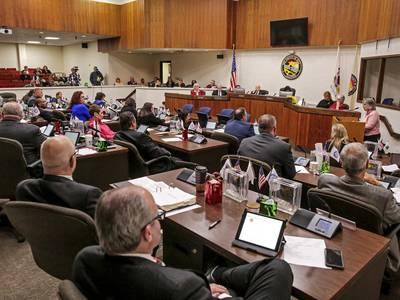 Will County Board panel OKs 11-district map despite Republican opposition
