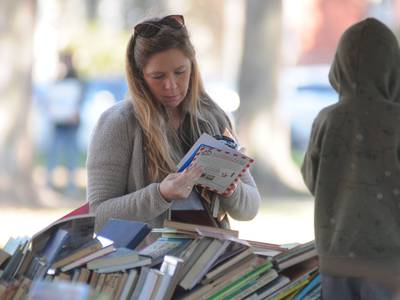Photos: Literature festival hosted in Ottawa