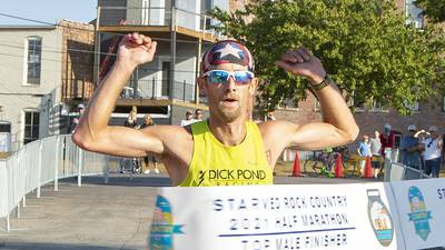 Stephen Rogers, Emily Keip top finishers in Starved Rock Country Half Marathon