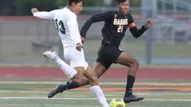 Photos: DeKalb boys soccer hosts Waubonsie Valley