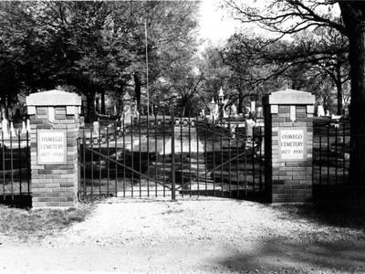 Oswego Cemetery Walk will feature 'ghosts' of Oswego pioneers on Oct. 7