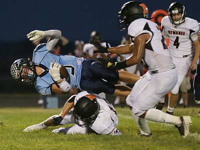 Bureau Valley can't keep pace in second half in loss to Kewanee