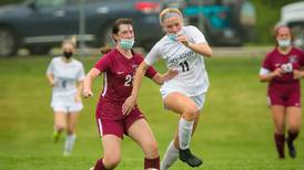Northwest Herald 2021 Girls Soccer Player of the Year: Cary-Grove's Kate Larry