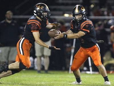 Northwest Herald area preview capsules for Week 9