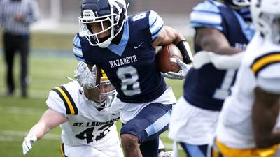 Nazareth junior receiver Tyler Morris commits to Michigan 'They are getting a prize'
