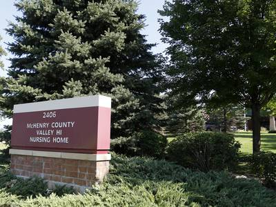 New McHenry County Board committee approved to oversee Valley Hi