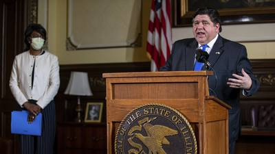State's expected vaccine shipments halved for next two weeks, Pritzker says