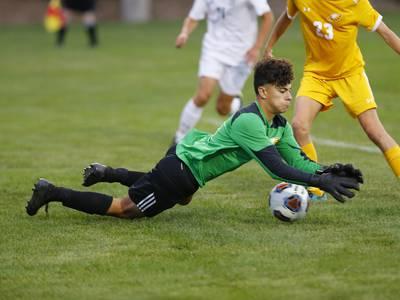 Photos: Crystal Lake South vs. Jacobs boys soccer