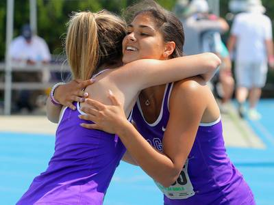 Girls Track and Field: Four-hour delay can't stop Lyons' Kate Dickman from record-breaking 1,600 at state meet; Downers Grove North soars to sixth as team