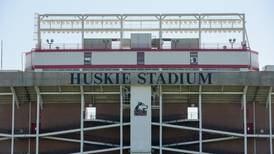 Volunteers needed for football championships at Huskie Stadium in November