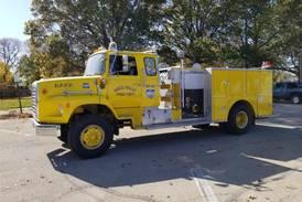 Whooooooooooooooooooo!!!!!! Wanna buy a firetruck?
