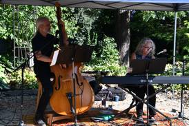 Photos: Hornbaker Gardens hosts 8th annual Artisan Market