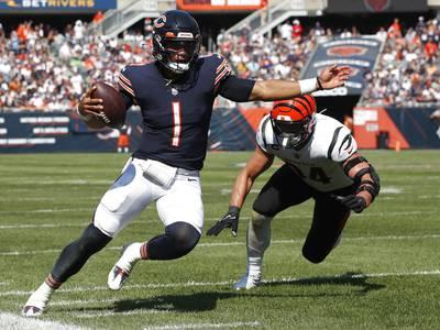 Hub Arkush: Will Justin Fields' first NFL start be beginning of new era?