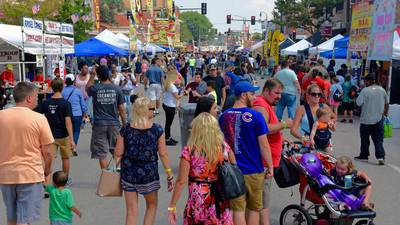 Summer festivals continue in Sandwich, neighboring towns, with eye to health protocols