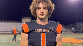 With Gavin Dooley to Trevor Hudak TD, Minooka pulls out OT thriller over Yorkville to keep playoff hopes alive