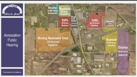Dixon's I-88 expansion takes shape with annexation deals