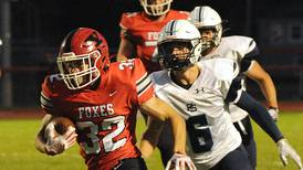 Photos: Yorkville vs. Plainfield South Football