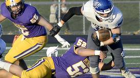 Newman looking at another tough task in Week 9 as Kewanee comes to town