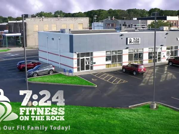 724 Fitness - Join Our Fit Family Today!
