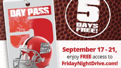 Get your Free FridayNightDrive.com 5-day Pass now