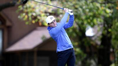 Boys Golf: Jesse Balc and Austin Frick take top two spots, power Geneva to repeat DuKane Conference title