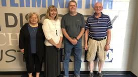 Bureau Valley honors district retirees