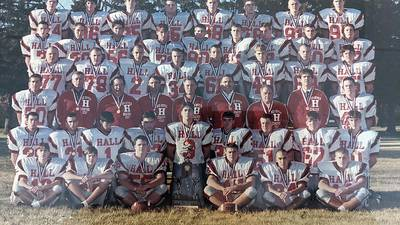 '95 Hall Red Devils claimed 3A football title in dramatic, unlikely fashion