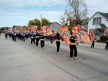 Cortland celebrates fall with festival and parade