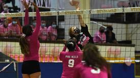 Photos: Joliet Central vs. Joliet West volleyball