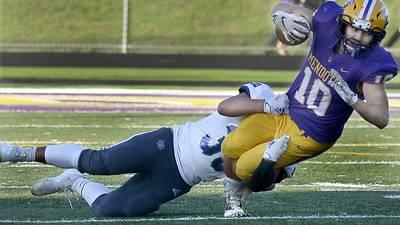 Photos: Newman vs Mendota football
