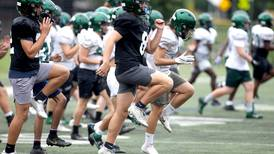 Nico D'Argento eager for opportunity to take on role of Glenbard West feature back