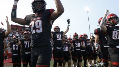 Live coverage: Huntley vs. McHenry football