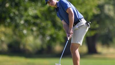 Photos: Class 3A Oswego Regional golf tournament