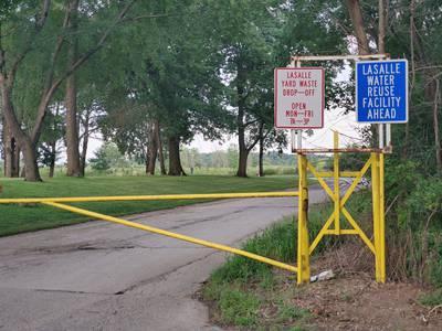 La Salle extends yard waste drop off hours