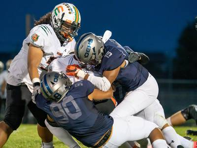 Record Newspapers football preview capsules for Week 4