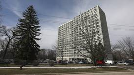 Joshua Arms down to 1 elevator in 18-story building of seniors and disabled adults