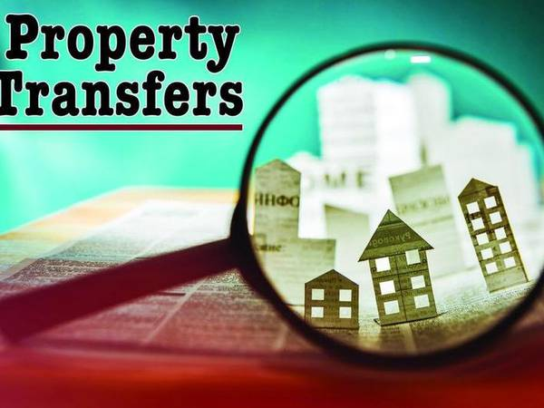Property transfers for Whiteside, Lee and Ogle counties, Oct. 11-15