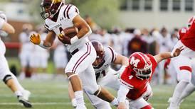 Photos: Loyola vs Marist football