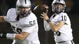 Kaneland offense explodes against L-P to likely secure playoff berth