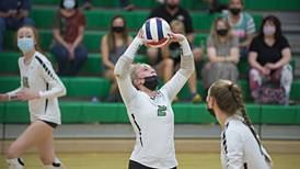 Volleyball: Rock Falls rolls past North Boone in Big Northern opener