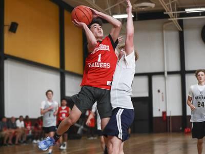 Photos: Morris Shootout boys basketball tournament