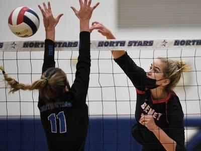 High school sports roundup for Wednesday, Sept. 22: Ava Novak leads Benet volleyball past previously unbeaten St. Viator