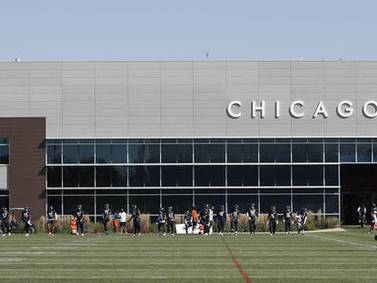 Bears delay practice Wednesday after COVID-19 tests lost in transit