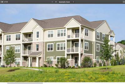 Batavia could get apartments near Walmart store
