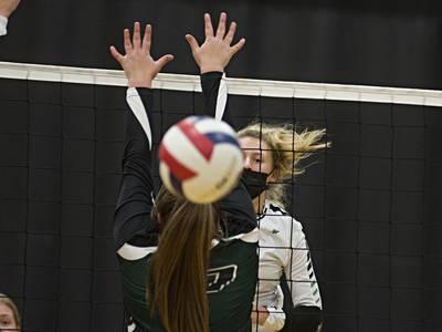 Photos: Rock Falls vs. North Boone volleyball
