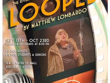 Riverfront Playhouse to stage 'Looped'