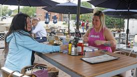 Woodstock eateries see outdoor dining success again, excited for Benton Street improvements