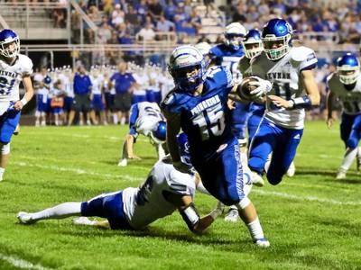 Rivalry night in Bureau County