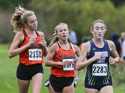 Photos: Southwest Prairie Conference cross country meet.